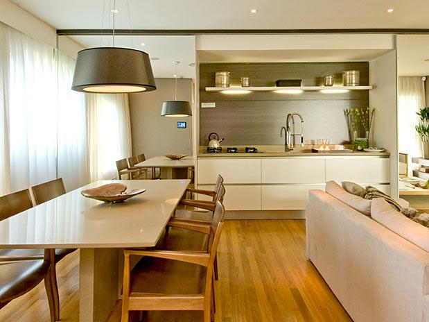 decoracao mesa branca:Decoração: inspire-se com 40 projetos de profissionais