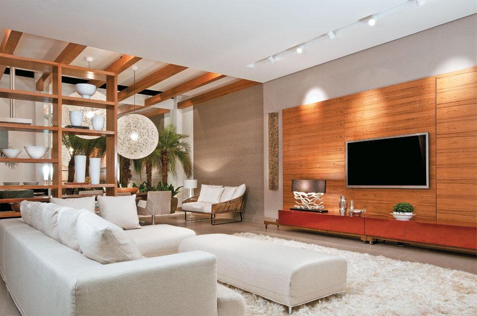 Iluminacao Para Sala De Estar E Tv ~ salas  É com muito carinho que conservo este espaço!!!